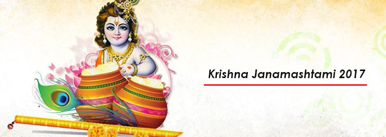Krishna Janamashtami 2017