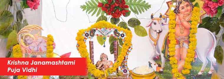 Krishna Janamashtami Puja Vidhi